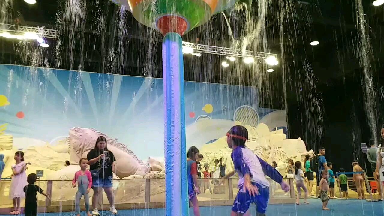 2017-08-19 章志文的影片 海洋公園瘋狂夏水禮