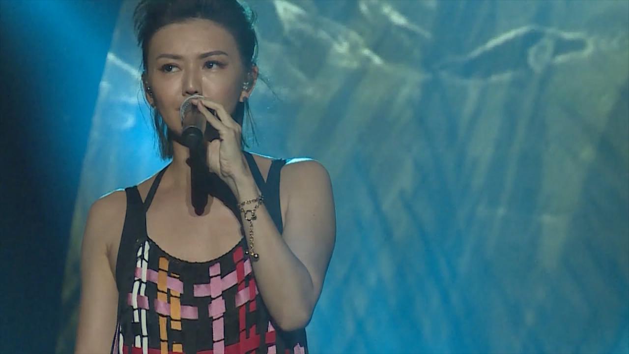 (國語)兩岸三地歌手溫州演出 好歌一首接一首氣氛熱烈