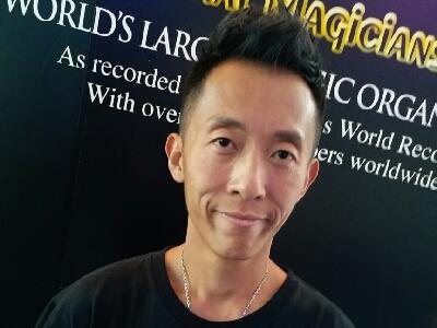 2017-08-20 魔術師小齊的直播