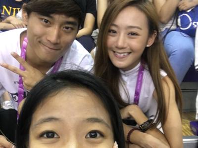 世大運男子排球 香港vs俄羅斯