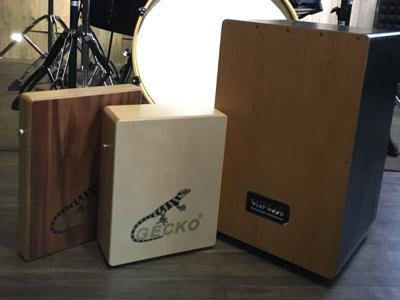 樂器篇之玩下木箱鼓?