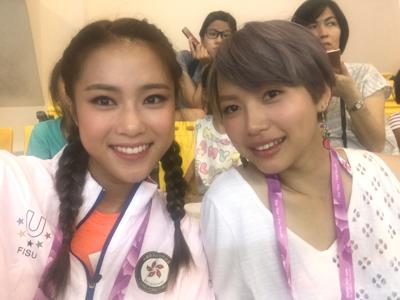 universiade 2017 womens diving ?