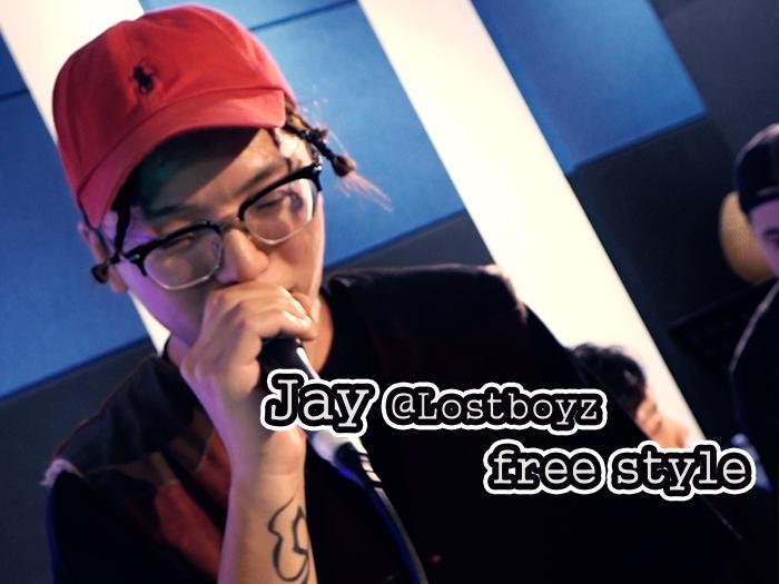Jay.L 現場Freestyle