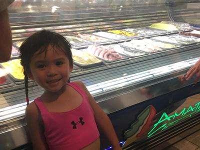 梁芷珮超過100種味道的雪糕店