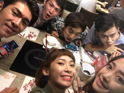 2017-08-23 牟韻潔 Jennifer的直播