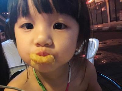 泰妹Yoyo的直播-芭堤雅海鮮大餐