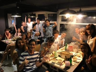 台灣年輕人 X 香港後生仔  隆重晚宴