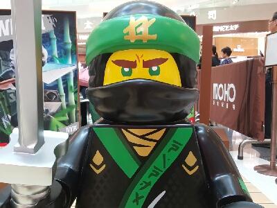 新世紀lego忍者 大仁的直播