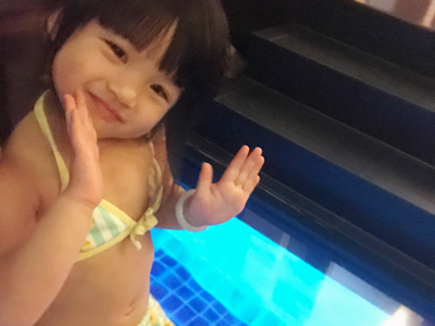 泰妹Yoyo的直播-超美pool access酒店