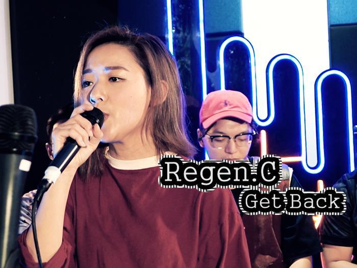 Get Back - Regen@BigBigVoice現場版本