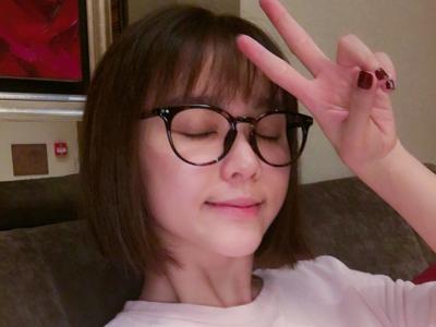 Let's chat again宋小姐可又是素顏哦^^~