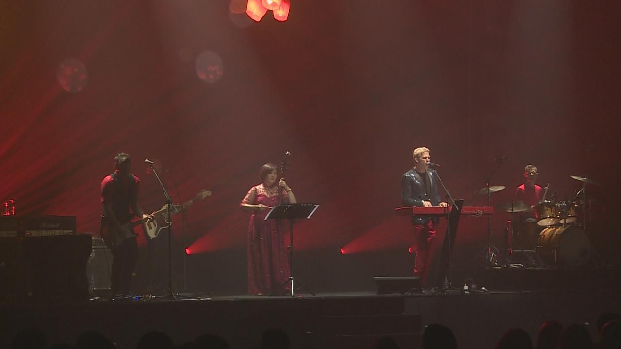 MLTR來港舉行演唱會 獻上多首經典金曲