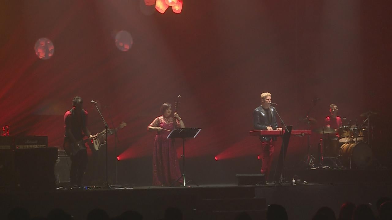 (國語)MLTR訪港舉行演唱會 獻上多首經典金曲