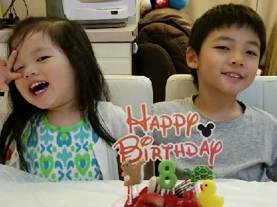 孫栢言 Matthew的生日影片
