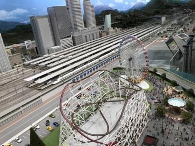 名古屋 鐵道館