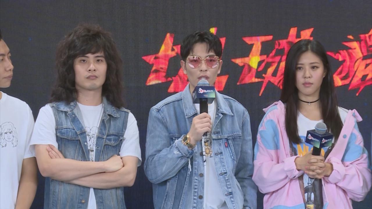 偕同門歌手出席音樂節 蕭敬騰藉音樂傳遞愛