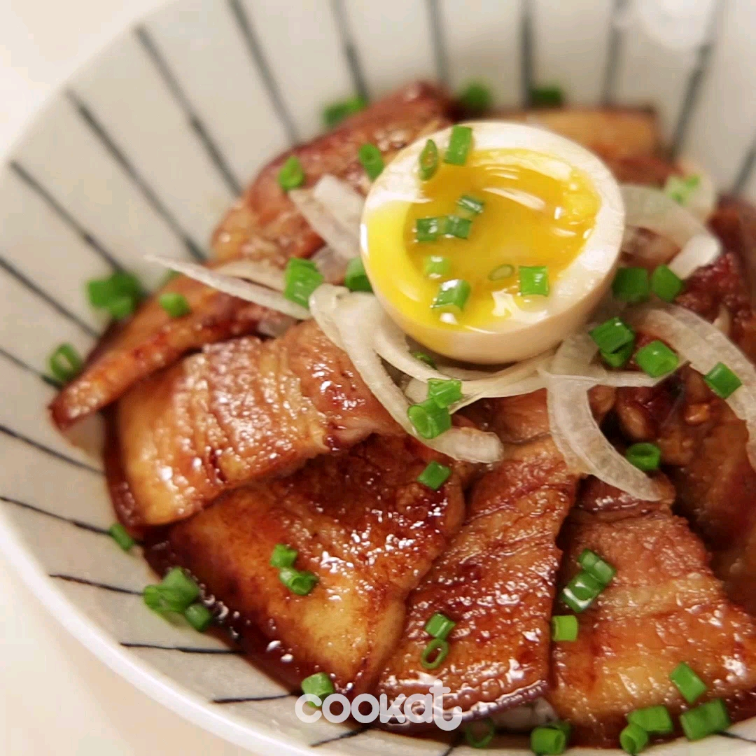 [食左飯未呀 Cookat] 零失敗叉燒飯