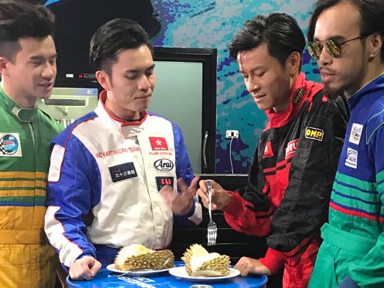 原來榴槤係咁?。n點解我會食榴槤?9月2十點半睇TVB 泰空漫遊