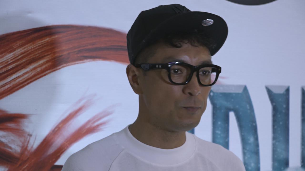 (國語)姜皓文趕拍兩部新戲 角色轉換令情緒波動