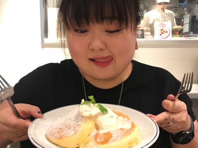 2017-09-04 細細粒 pancake