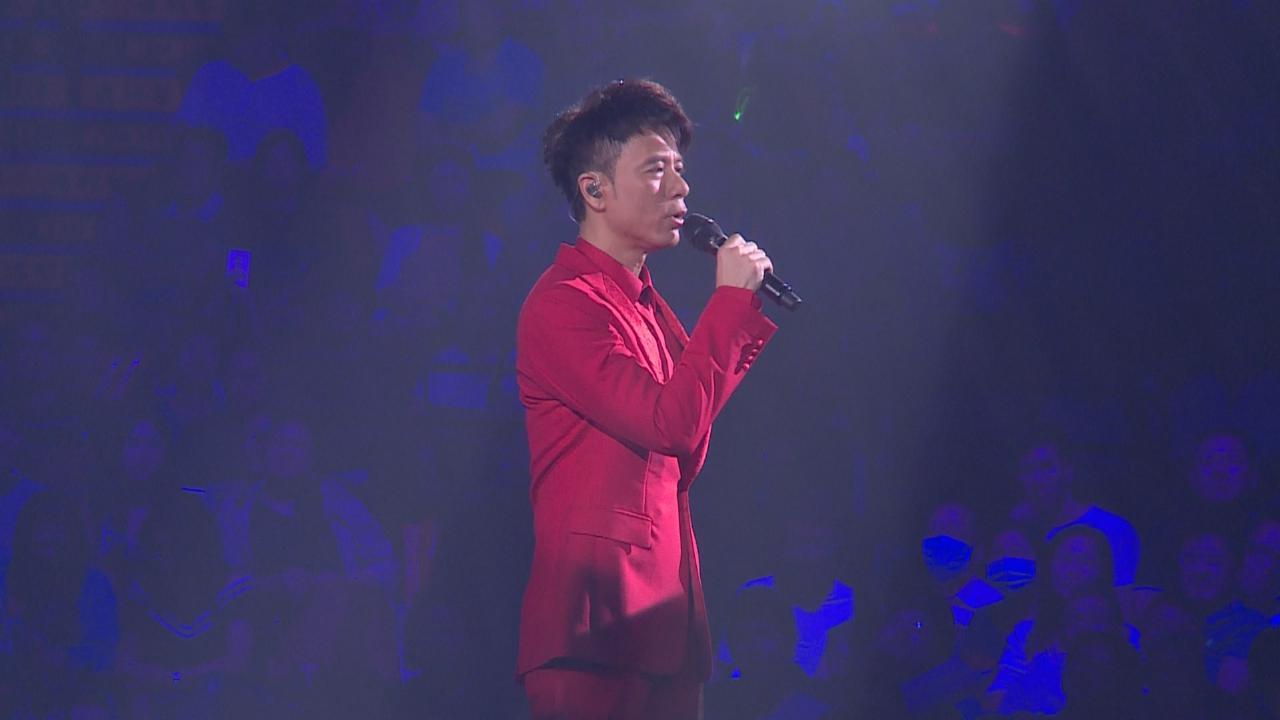 舉行演唱會紀念入行30年 李克勤挑戰吊威吔表演