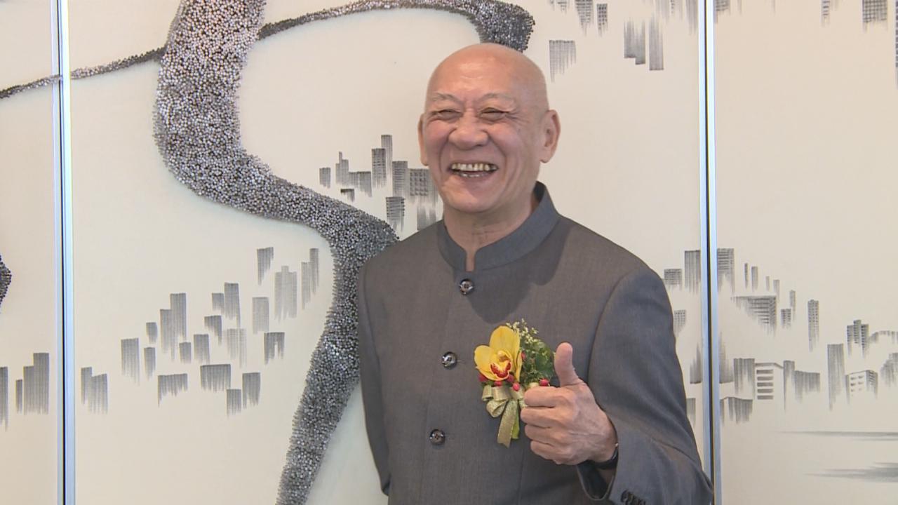 私房菜館開業前夕遇颱風 李家鼎慶幸一切順利
