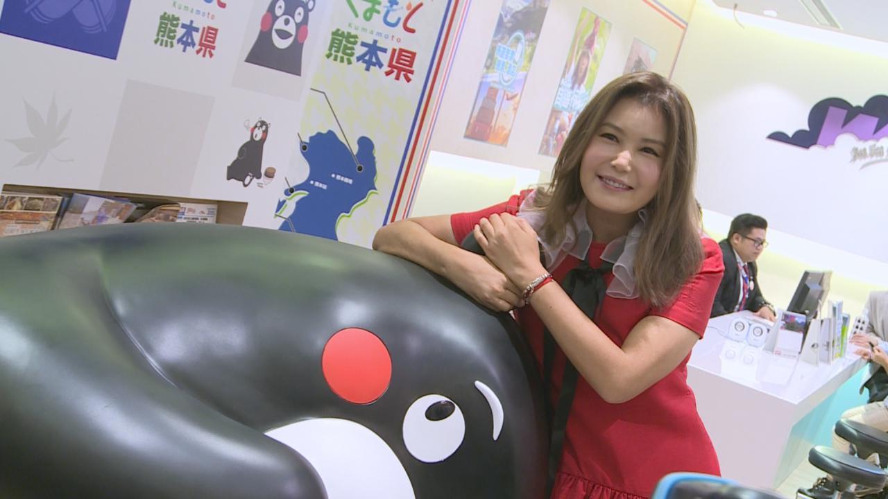 杜如風拍攝新一輯日本旅遊節目 笑指瘋狂購物為收視保證