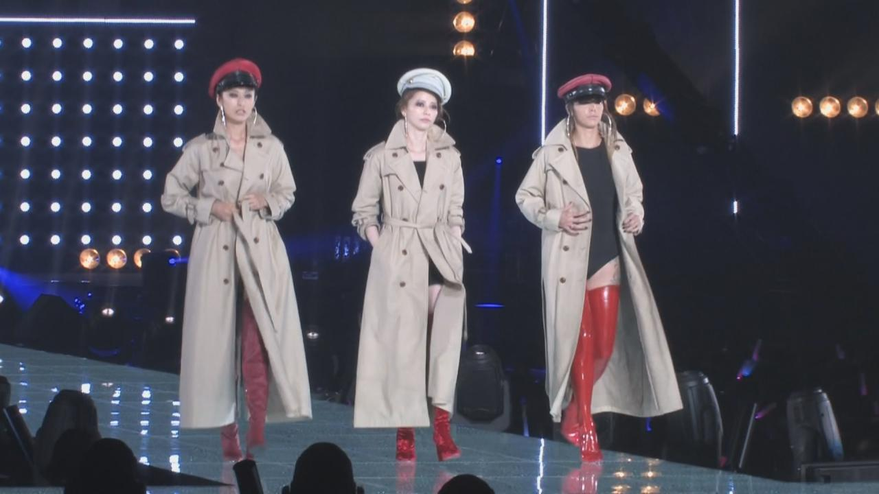 東京年度大型時裝騷 香里奈山田優土屋安娜打頭陣