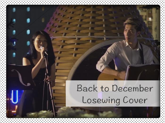 Back to december - Losewing Cover