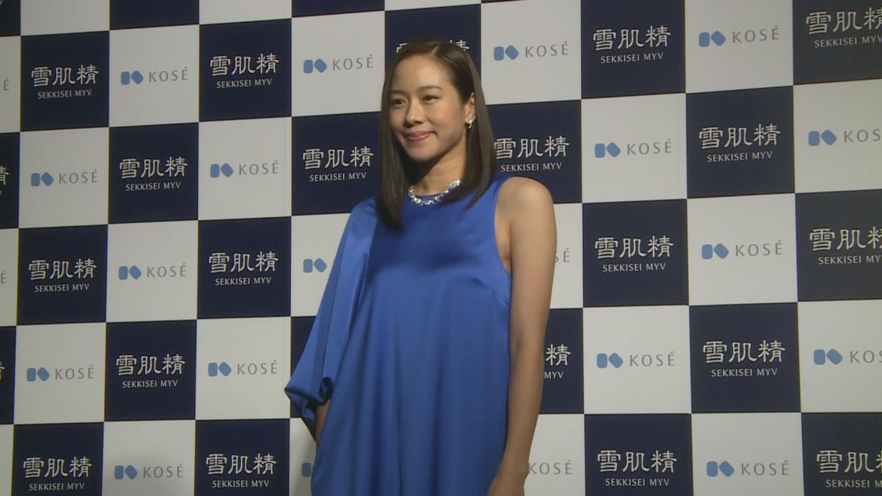 (國語)遠赴日本拍攝廣告 林嘉欣笑言不掛念女兒