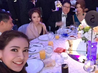 同TVB同事慶祝马来西亚國慶?