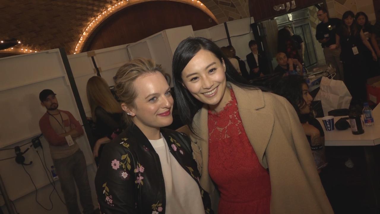 (國語)正值校內舞台劇表演 陳法拉抽空出席紐約時裝周