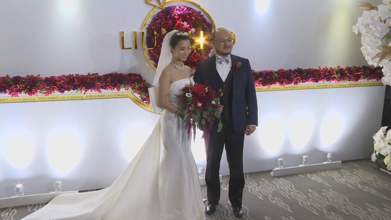 (國語)七朵花前團長趙小僑大婚 新郎劉亮佐通宵剪片送驚喜