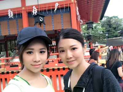 Kyoto go-to's and win prizes