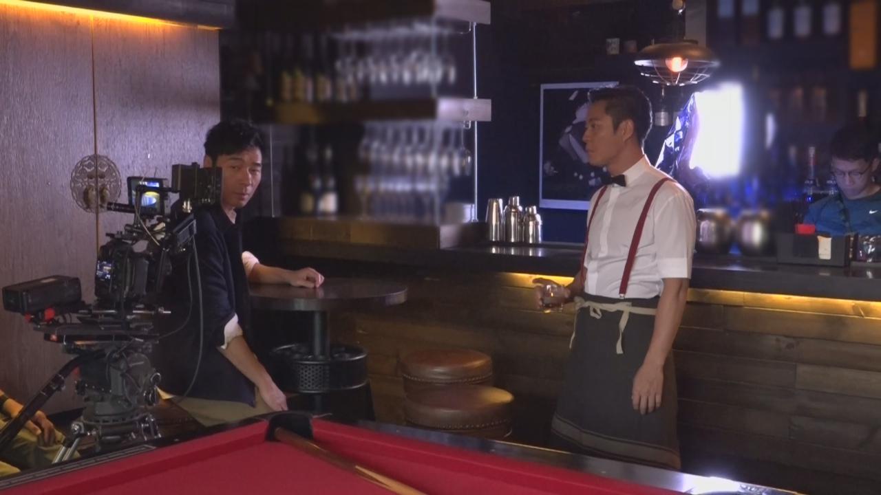 蔡一傑推出個人專輯 與好友許志安首度合作