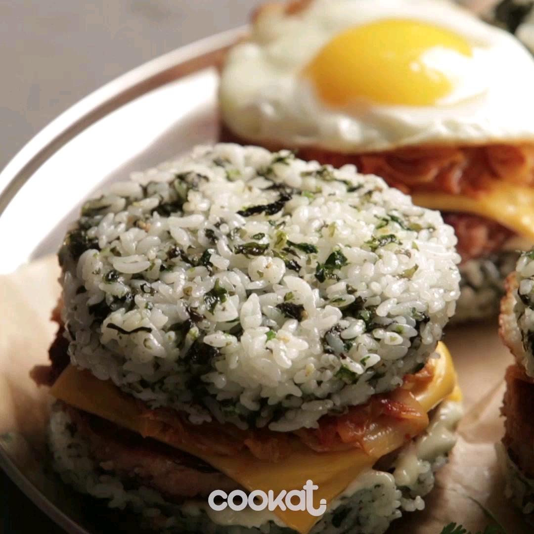 [食左飯未呀 Cookat] 飯堡