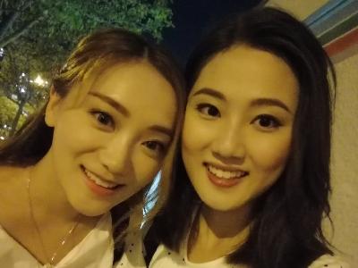 2017-09-16 搞笑睿雯 Cherub的雙直播