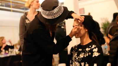 紐約時裝周化妝教室—經典妝容