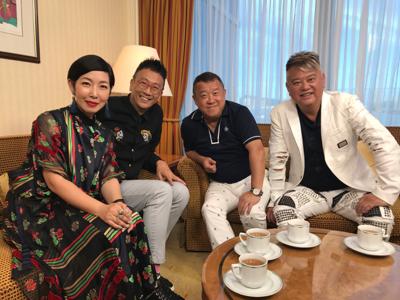 2017-09-17 黎芷珊的直播