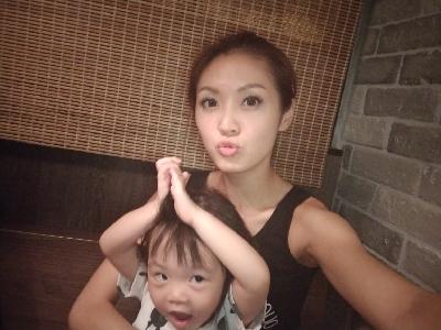 陳庭欣 Toby Chan 的 美女 x 2