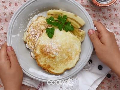 [食左飯未呀 Cookat]  乳清芝士班㦸