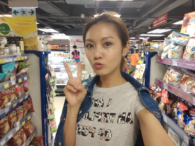 陳庭欣 Toby Chan 一齊行超市