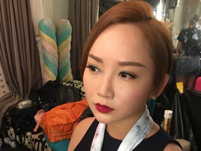 2017-09-21 李綺雯的直播 拍攝網絡大電影,親包郵蜜友可以嗎