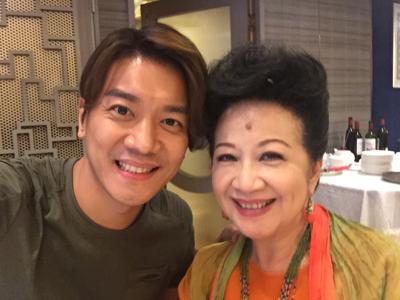 2017-09-22 黎諾懿的直播 燦爛的外母