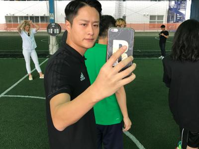 閔大人東京fifa挑戰賽