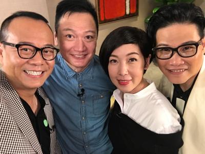 2017-09-24 芷珊姐姐公開「最佳拍檔」刪剪聲帶!