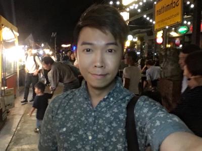 收工!帶你遊曼谷夜市