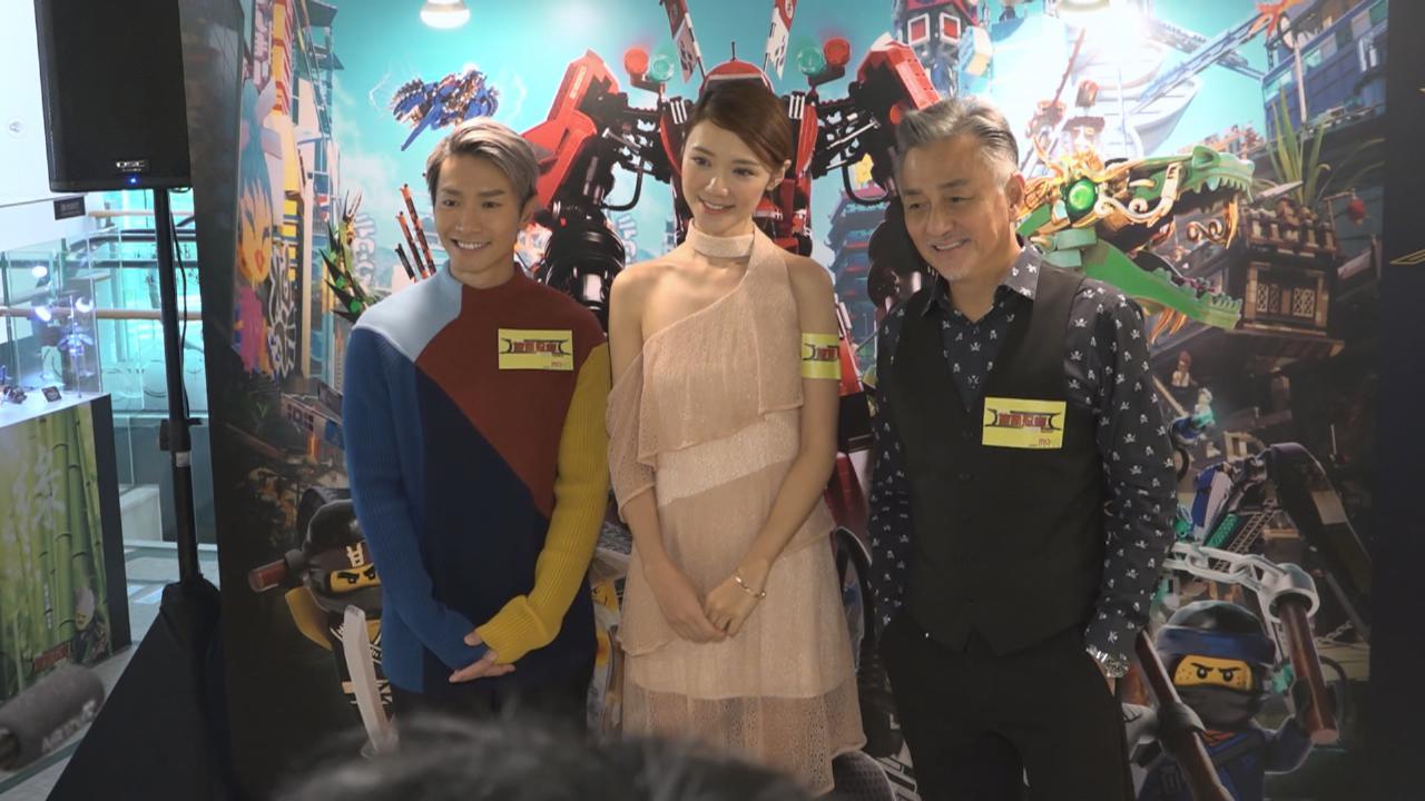 首次聲演動畫電影 陳柏宇吳岱融分享箇中難忘事