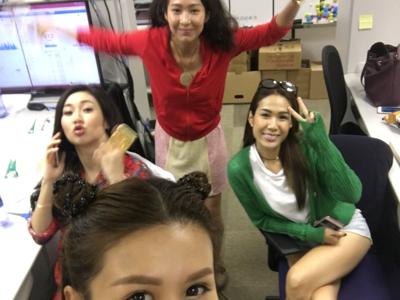 2017-09-27 Live Broadcast by 阮兒Chloe