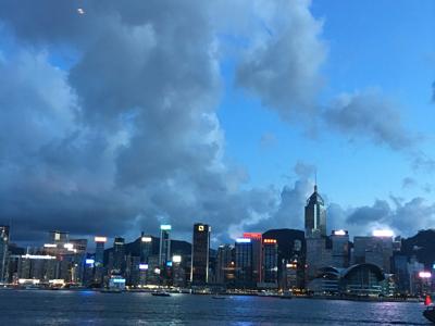 2017-09-29 夜景@尖沙咀